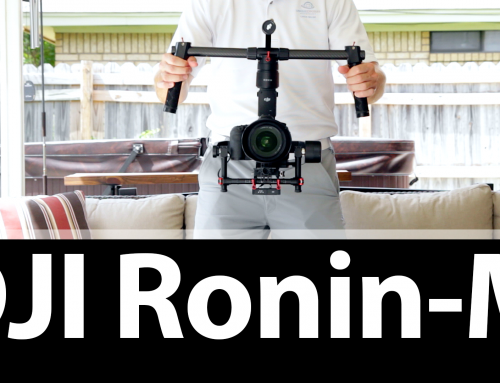 Real Estate Video Tours DJI Ronin-M Review